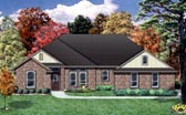 Plan Number 79306 - 2191 Square Feet