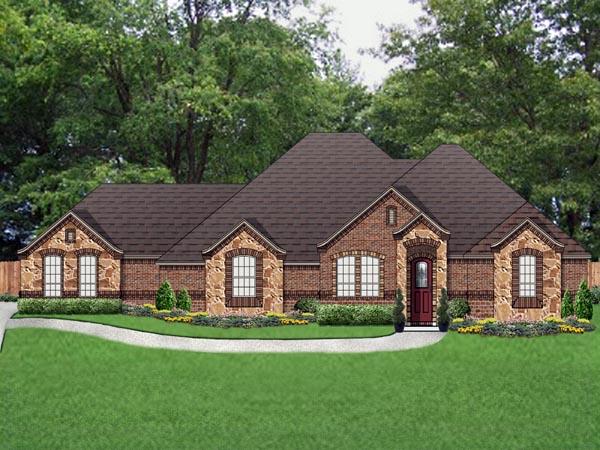 House Plan 79320