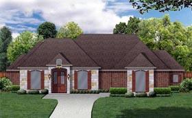 House Plan 79335