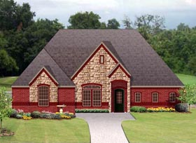 House Plan 79348