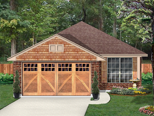 House Plan 79350