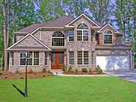 House Plan 79504 Elevation