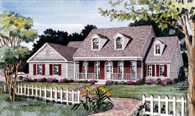 House Plan 79511