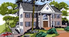 House Plan 79520