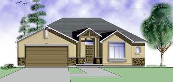 House Plan 79705