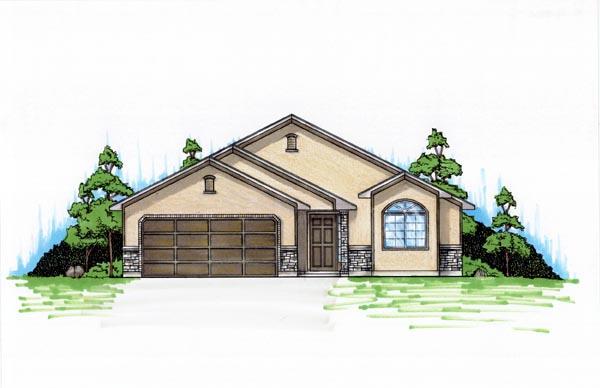 House Plan 79706