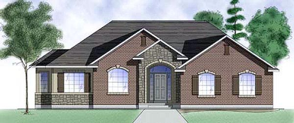 House Plan 79711