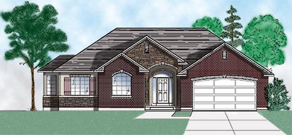 House Plan 79713