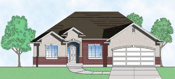 House Plan 79715