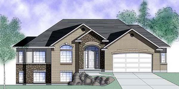 House Plan 79718