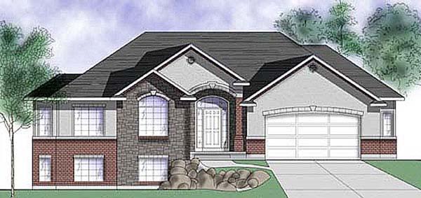 House Plan 79719