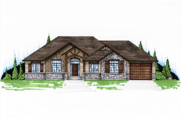 House Plan 79720