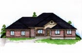 Plan Number 79745 - 3911 Square Feet