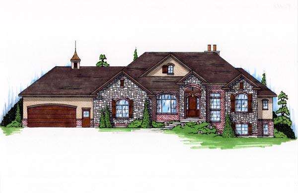 House Plan 79755