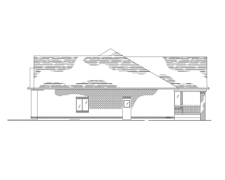 European House Plan 79770 with 2 Beds, 3 Baths, 3 Car Garage Picture 1
