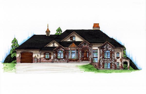 House Plan 79809