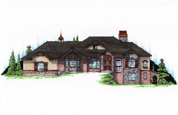 House Plan 79851