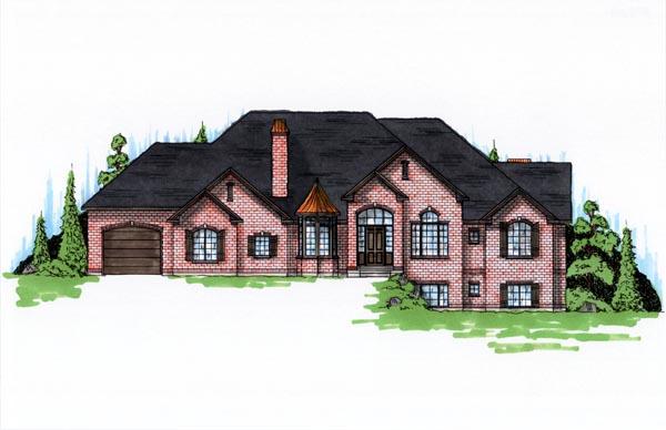 House Plan 79870