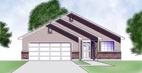 House Plan 79876
