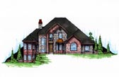 Plan Number 79902 - 2831 Square Feet