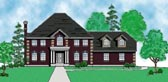 Plan Number 79904 - 2841 Square Feet