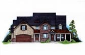 Plan Number 79905 - 2848 Square Feet