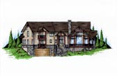 Plan Number 79906 - 3050 Square Feet