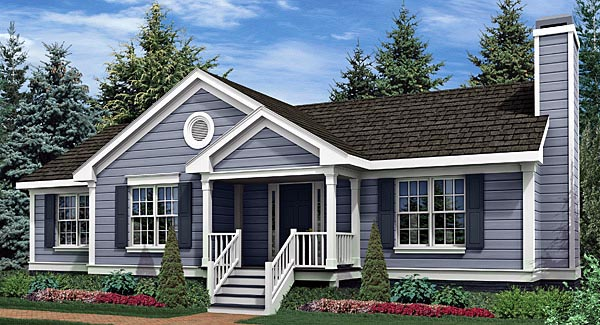 House Plan 80101