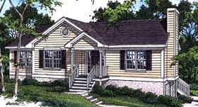 House Plan 80102
