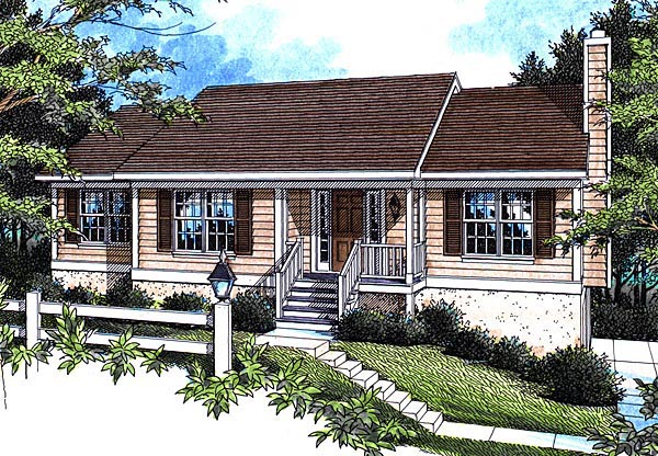House Plan 80103