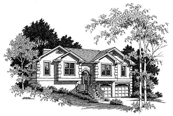 House Plan 80109