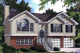House Plan 80111