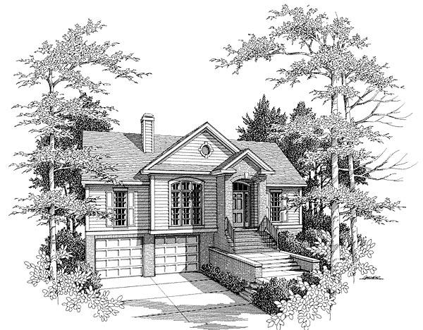 House Plan 80112