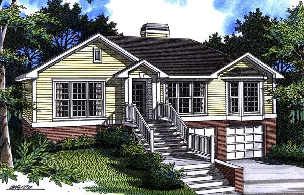 House Plan 80113