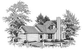 House Plan 80114