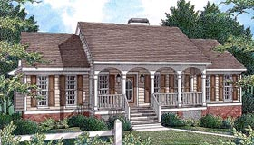 House Plan 80116