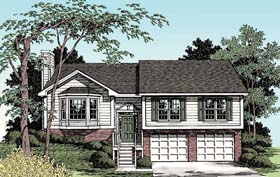 House Plan 80120