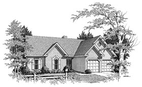 Plan Number 80139 - 1646 Square Feet