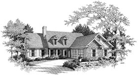 Plan Number 80144 - 1675 Square Feet