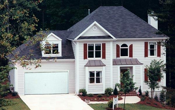 House Plan 80154