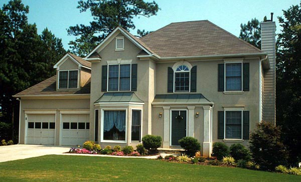 Traditional House Plan 80154