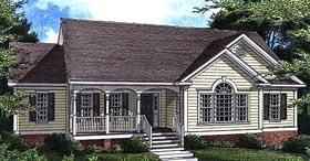 House Plan 80159