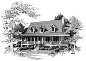 House Plan 80164
