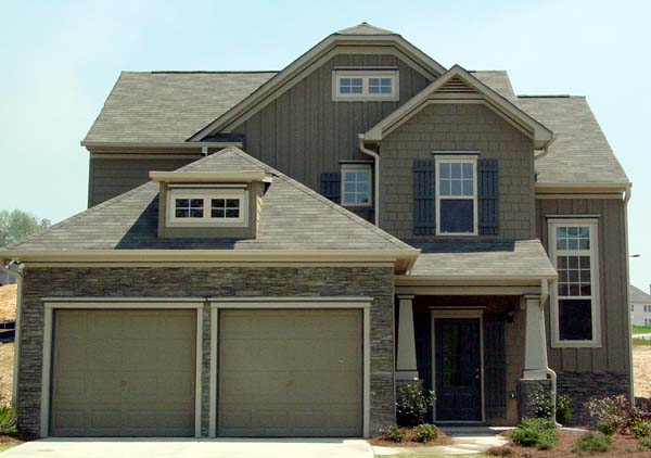 Craftsman House Plan 80177