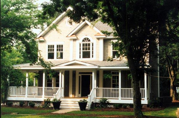 Farmhouse House Plan 80180 Elevation