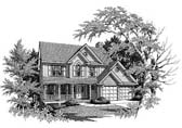 Plan Number 80187 - 2088 Square Feet