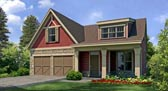 Plan Number 80191 - 2105 Square Feet