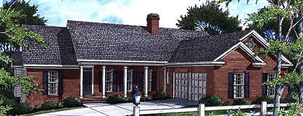House Plan 80193