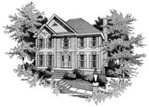 Plan Number 80197 - 2266 Square Feet