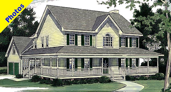 Country , Elevation of Plan 80202